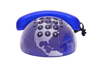 telephone us